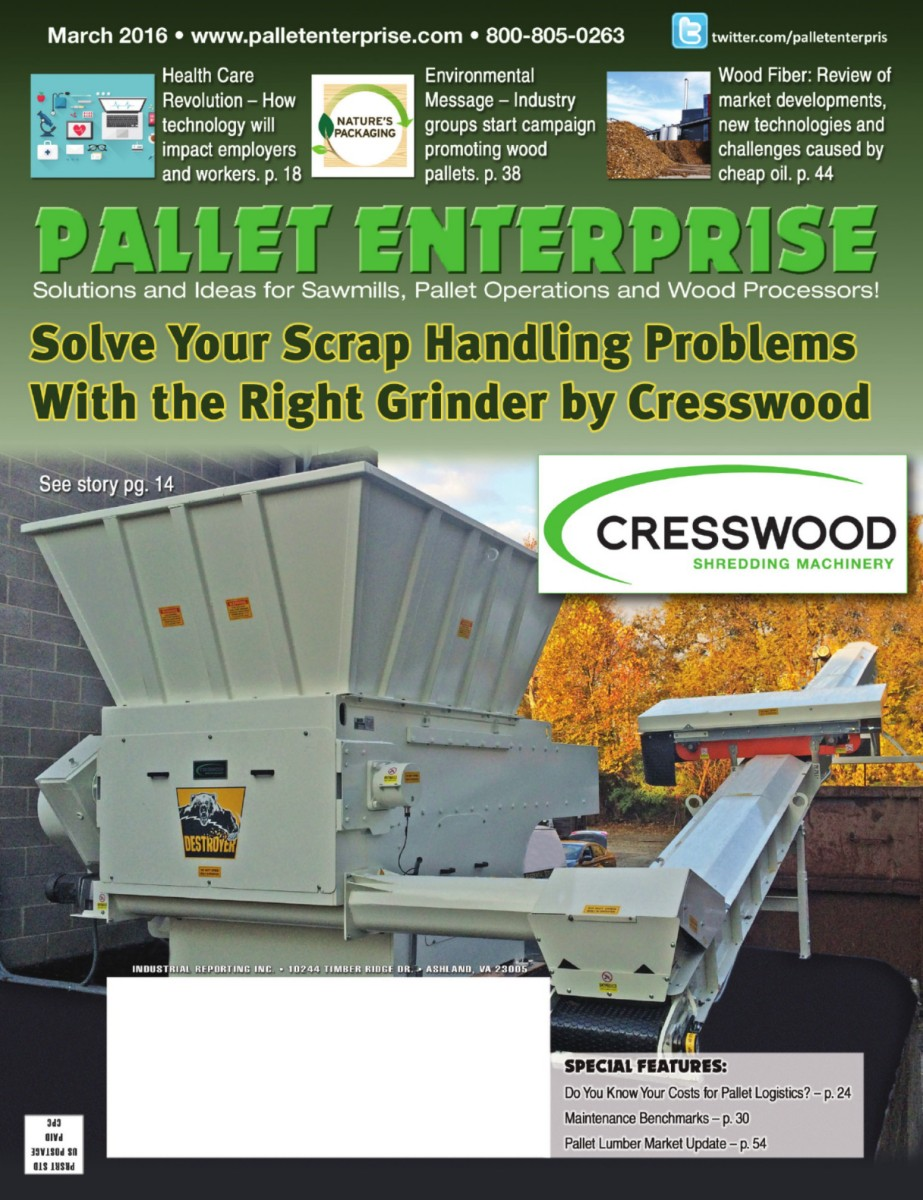 Pallet Enterprise - sawmill and pallet opeartions